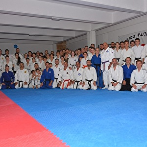BUDOKAIGI- First official AJBA seminar in Serbia